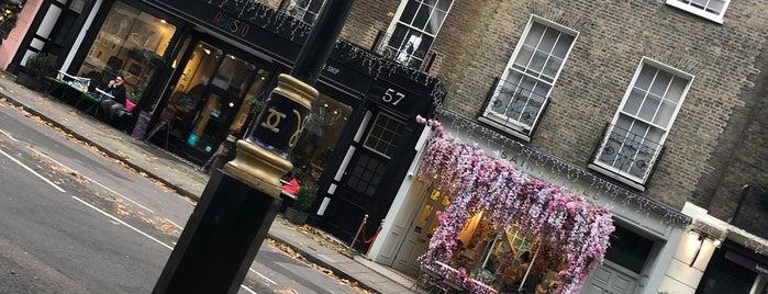 Le Pain Quotidien is one of London.