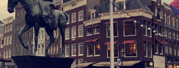 Wilhelmina is one of Best of Amsterdam.