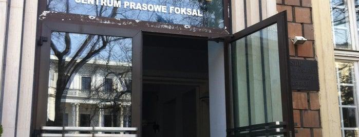 Dom Dziennikarza is one of faenza.