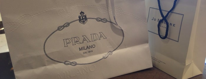 Prada is one of İstanbul Shopping.