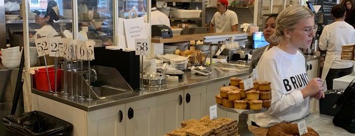 Tatte Bakery & Cafe is one of Posti salvati di Caroline.