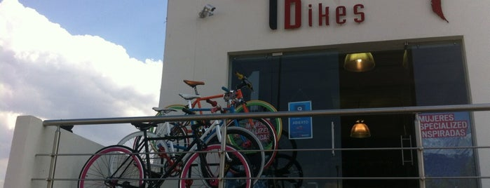 Montell Bikes is one of Bicicletas Pachuca.