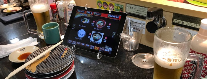 Sushi Choushimaru is one of Masahiro 님이 좋아한 장소.