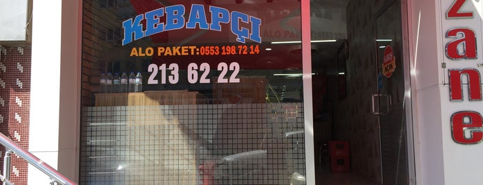 Özkaymak Kebap is one of Cekettheripper : понравившиеся места.