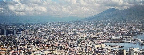 Castel Sant'Elmo is one of Napoli & Positano.