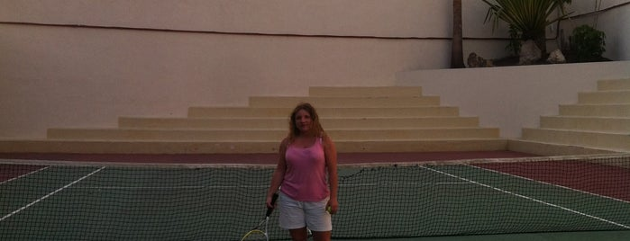 Tennis at Grand Hotel Anthelia is one of grand hotel anthelia.