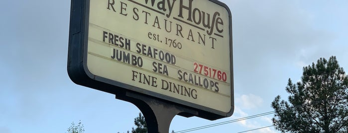 Half Way House is one of Foodie.