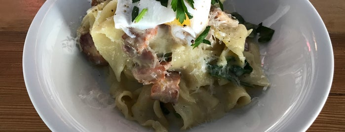 Annabelle Pasta Bar is one of Mondays.