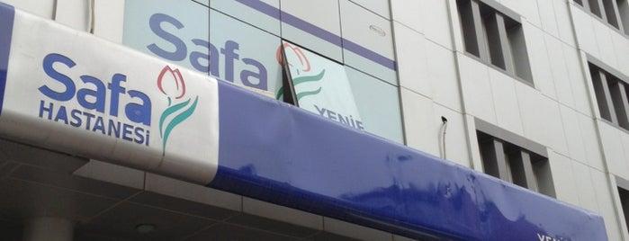 Safa Hastanesi is one of Orte, die Ahmet gefallen.