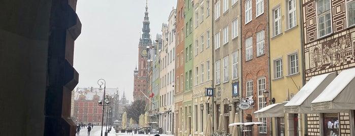 Gdańsk is one of สถานที่ที่ Krzysztof ถูกใจ.