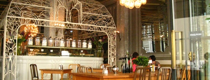 The House Café is one of İstiklal.