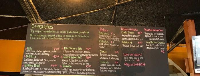 Cafe Rumba is one of Seattle & Washington St.