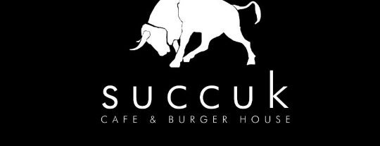 SUCCUK BURGER HOUSE & CAFE is one of Pelin 님이 저장한 장소.