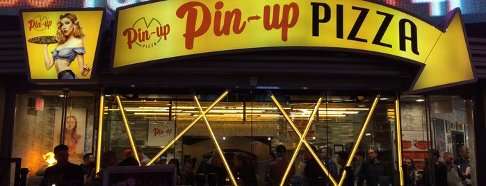 Pin-Up Pizza is one of Las Vegas.