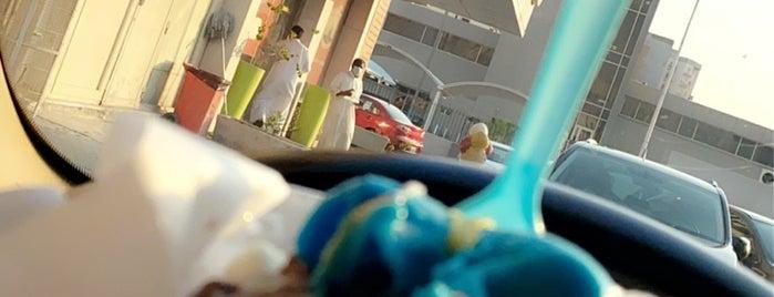 Bakdash Al-Sham Ice Cream is one of Locais curtidos por Abdulaziz.