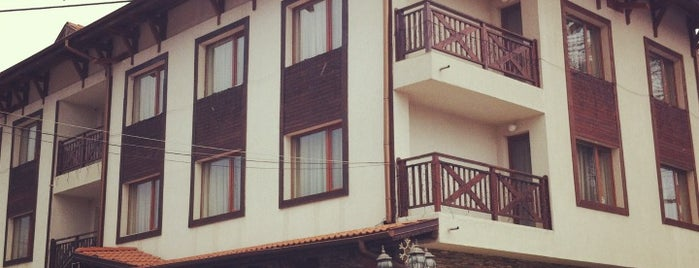 Aqvilon Residence & Spa is one of Locais curtidos por Martin.