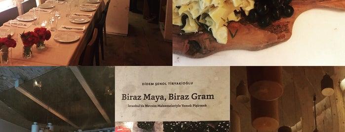 gram pera is one of Karakoy dining.