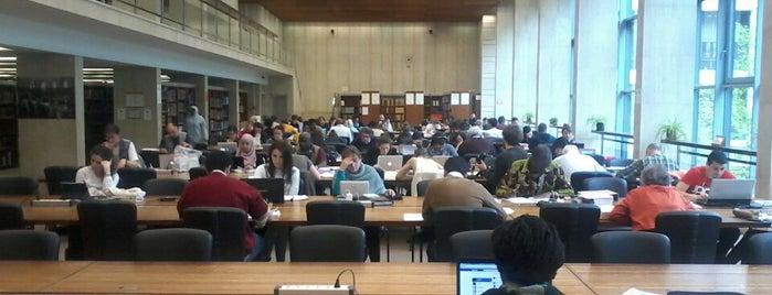 Bibliothèque royale de Belgique / Koninklijke Bibliotheek van België is one of Bruxelles | Brussels #4sqcities.