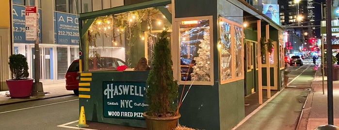 Haswell Greens is one of Dranks of New York.