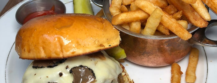 Boucherie is one of Burgers.