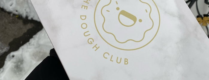 The Dough Club is one of Lieux qui ont plu à BRB999.