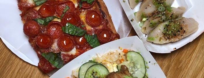 Di Fara Pizza is one of The New Yorkers: BYOB.