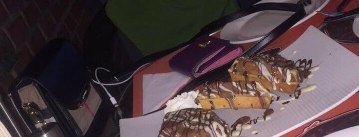 AJ's Pancakes is one of Gespeicherte Orte von Abdullah.