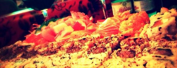 Tako Sushi Bar is one of Favorite Food.