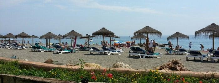 Playa de Guadalmina is one of Испания.