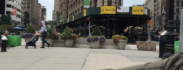 Historic NYC Landmarks