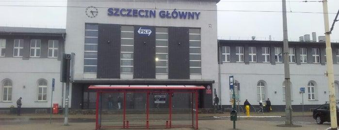 Szczecin Główny is one of Szczecin.