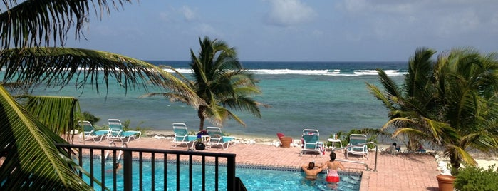 Turtle Nest Inn is one of The Caribbean Experience.