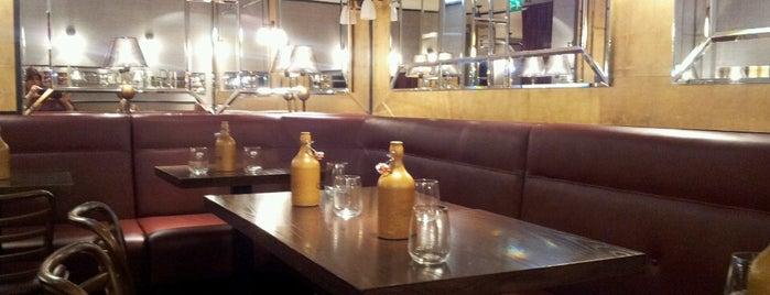 Côte Brasserie is one of Best food in London.