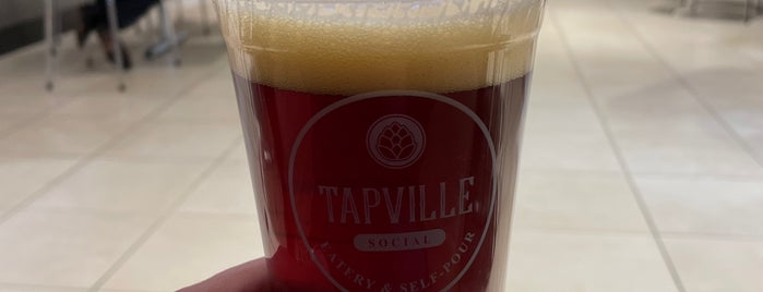 Tapville Social – Rosemont is one of Chicago (Never been).
