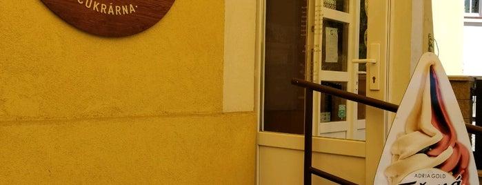 Kavárna Sladký život is one of Even newer jynx.