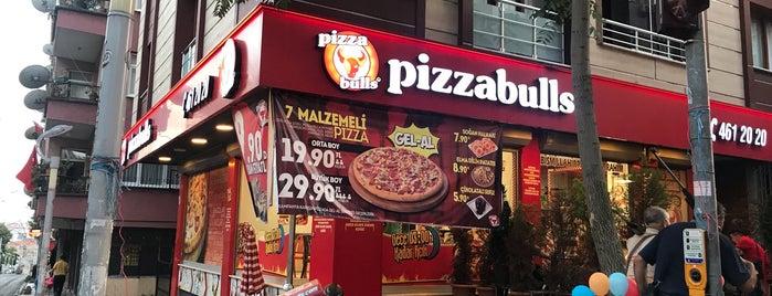 Pizza Bulls is one of Orte, die hndn_k gefallen.