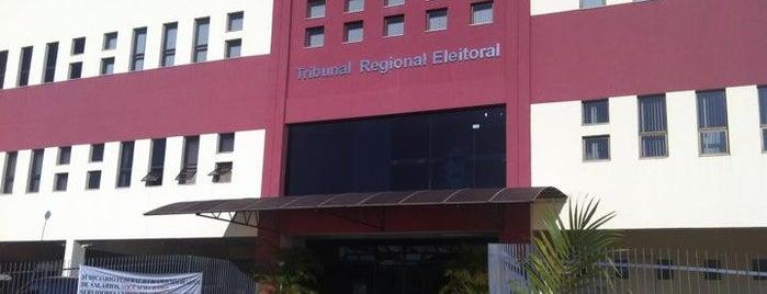 Tribunal Regional Eleitoral is one of SemRumo :}.
