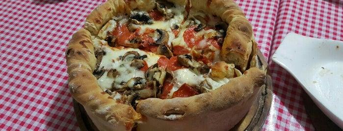 Tony's pizza y pasta is one of Delfy: сохраненные места.