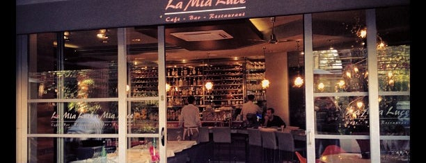 La Mia Luce is one of ISTANBUL ASIA RESTAURANTS.