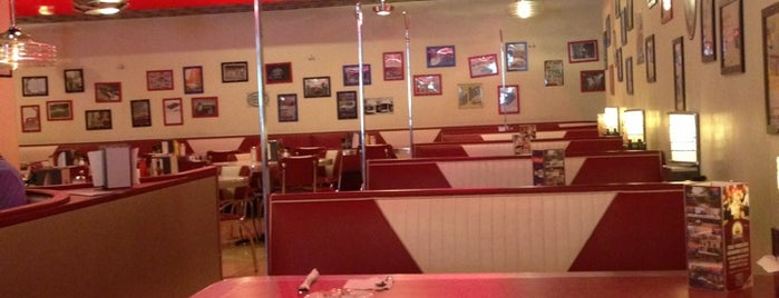 Starlite Diner is one of hotspots.