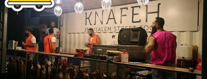 Knafeh: Jerusalem Street Food is one of EAT SYDNEY.