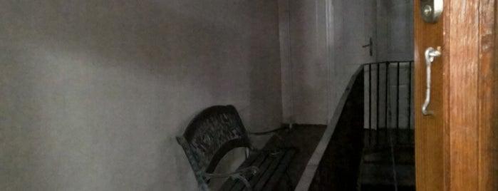 Lvivde Hostel is one of Naz'ın Beğendiği Mekanlar.