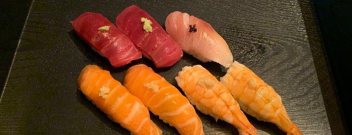 Sushi-san is one of Locais curtidos por Danielle.