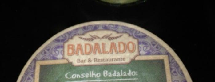 Badalado Bar & Restaurante is one of Natalino 님이 좋아한 장소.