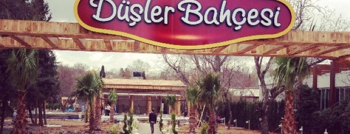 Düşler Bahçesi is one of Lugares favoritos de Ahmet.