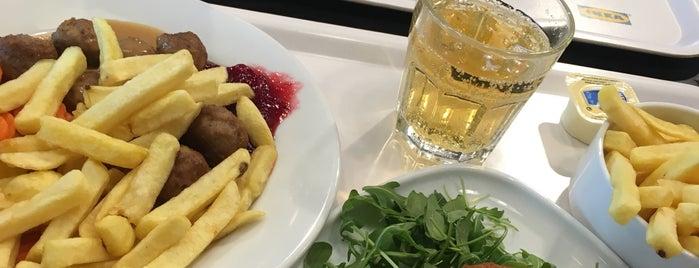 IKEA Restaurant is one of Lieux qui ont plu à Nathanaël.