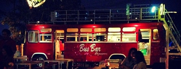 Bus Bar is one of Chiang Mai To Do.