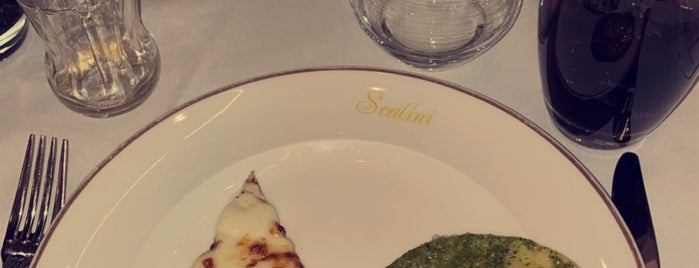 Scalini is one of Date night.