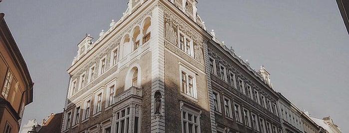 Bar Na Perštýně (star casino) is one of prazsky bary / bars in prague.