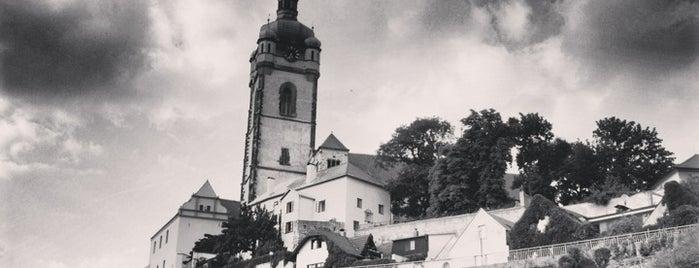Vyhlídka na soutok Labe a Vltavy is one of To visit list.